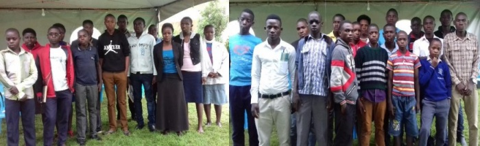 LMF Students at lessons