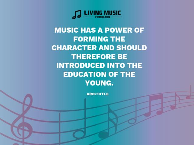 Aristotle music quote